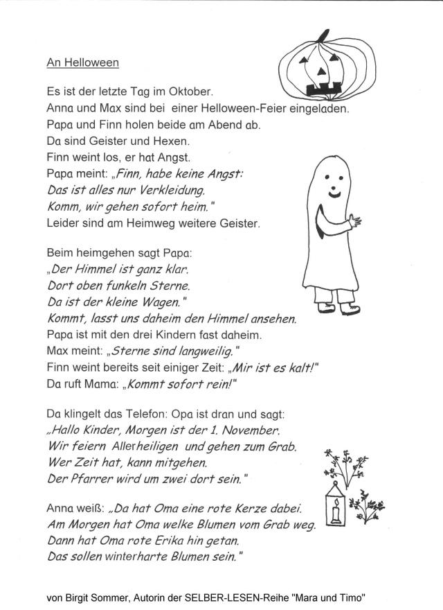 Kinder kurze gruselgeschichten für Schöne Kurzgeschichten