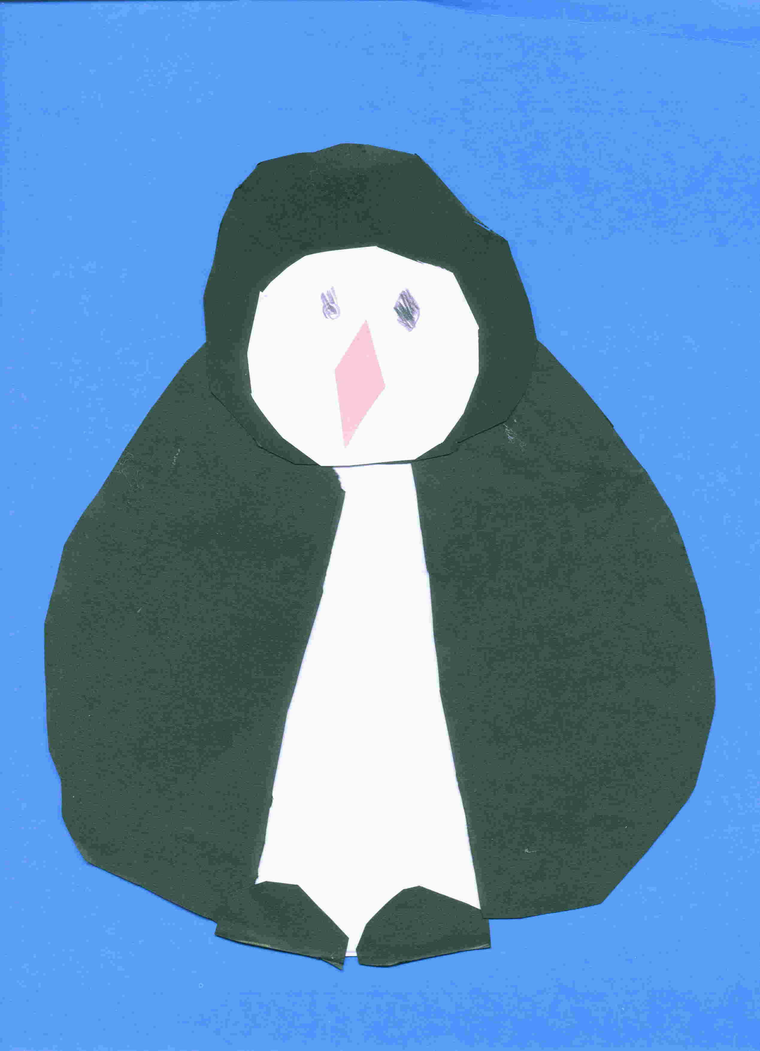 pinguin leichte geschichten zum lesen lernen selber