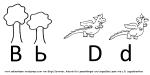 b und d nicht verwechseln