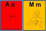 Buchstabenkarten